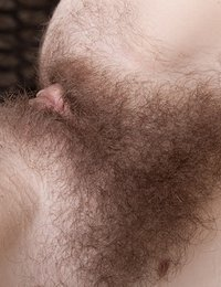 hairy young babes