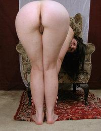 woman nude bushy hair