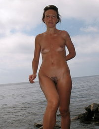 real hairy nudist babes nature