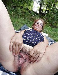 grandma hairy pussy pics