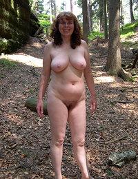 bushy bbw nude