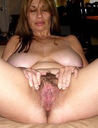 ornella hairy pussy pics
